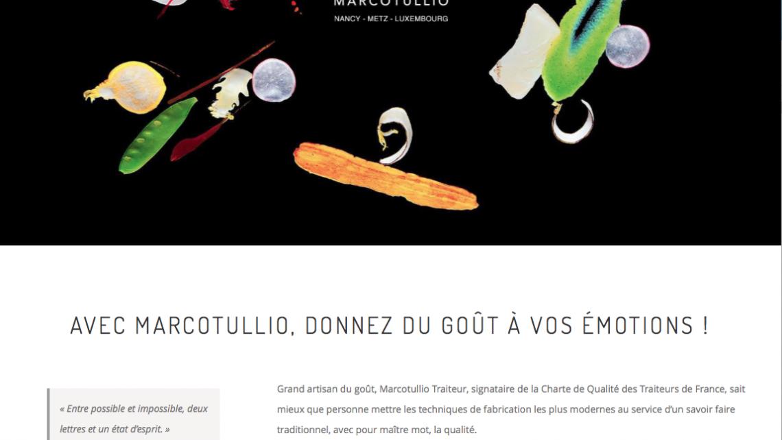le nouveau site est en ligne - Traiteur Mariage Moselle